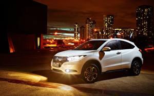 Picture Honda White AU-spec 2015 HR-V automobile