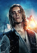 Wallpapers Man Pirates of the Caribbean: Dead Men Tell No Tales Brenton Thwaites Beautiful film Celebrities