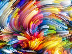 Bilder Textur Abstraktion Mehrfarbige