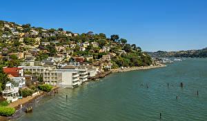 Bilder USA Küste Gebäude San Francisco