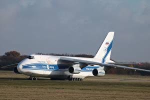 Fotos Flugzeuge Transportflugzeuge An-124-100