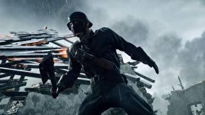 Hintergrundbilder Soldaten Maske Militär Schutzhelm Battlefield 1 Spiele