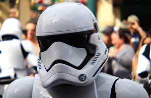 Fotos Nahaufnahme Klontruppen Star Wars  - Film Helm Cosplay