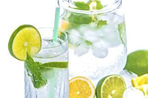 Picture Lime Drinks Lemonade Highball glass