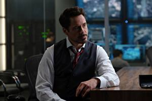 Photo Man Robert Downey Jr Captain America: Civil War Celebrities