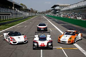 Hintergrundbilder Porsche Tuning automobil Sport