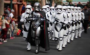 Photo Star Wars - Movies Clone trooper Warriors Costume play