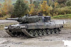Images Tanks Leopard 2 German military