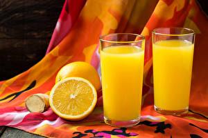 Wallpapers Drinks Juice Orange fruit 2 Highball glass Food