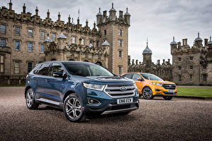 Picture Ford 2 Metallic 2016 Edge Cars
