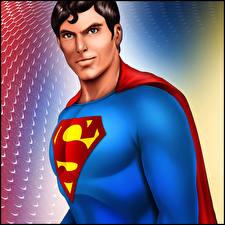 Bakgrunnsbilder Supermann helten Menn Fan kunst Christopher Reeve Fantasy