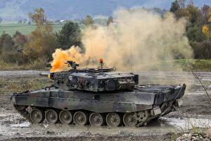 Image Tanks Leopard 2 German