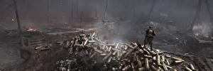 Pictures Battlefield 1 Soldiers War Games 3D_Graphics