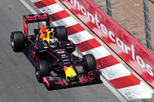 Hintergrundbilder Formula 1 2016 Red Bull RB12 sportliches Autos