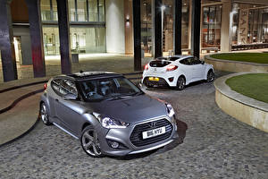 Pictures Hyundai 2 2012-14 Veloster Turbo Cars