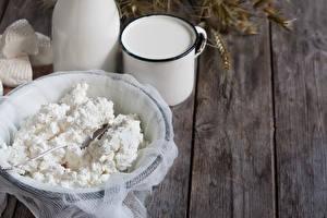 Bilder Topfen Weißkäse Quark Hüttenkäse Milch
