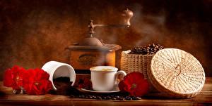 Hintergrundbilder Stillleben Kaffee Rose Kaffeemühle Tasse Getreide Das Essen Lebensmittel