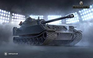 Bilder World of Tanks Panzer US Chrysler K GF Spiele