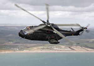 Fotos Hubschrauber Flug Caesar, AW-101, HH-101A