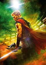 Fotos Mann Chris Hemsworth Thor: Tag der Entscheidung Umhang Film Prominente