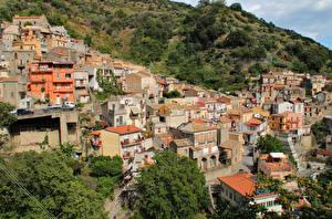 Sfondi desktop Sicilia Italia Edificio