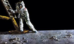 Bureaubladachtergronden Astronaut Amerikaanse Ruimte