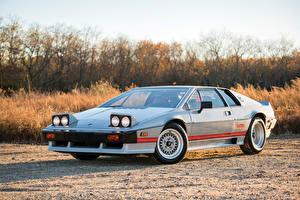 Picture Lotus Retro Silver color 1983-86 Turbo Esprit North America Cars