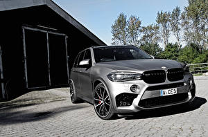 Pictures BMW Grey Crossover F15 Cars