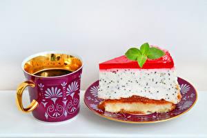 Hintergrundbilder Getränke Törtchen Tasse Teller Lebensmittel