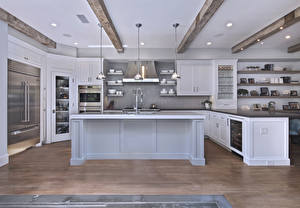 Picture Interior Design Kitchen Table Ceiling