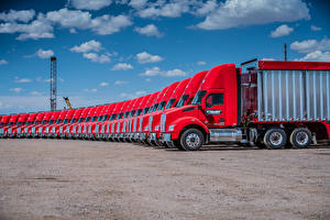 Images Trucks Kenworth Many T880 auto