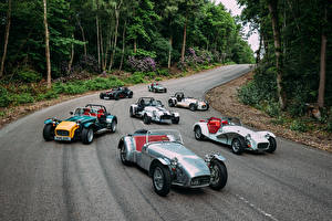 Pictures Caterham 7 Roads Many 2016-17 Seven Sprint Cars