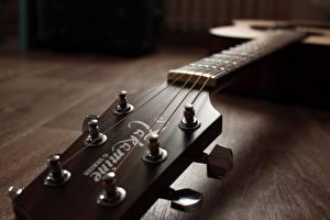 Image Closeup Guitar Music