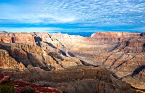 Fotos Grand Canyon Park USA Parks Gebirge Himmel Canyon Natur