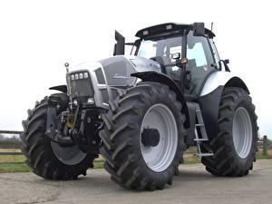 Fotos Lamborghini Traktor R8.270