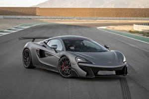 Pictures McLaren Gray 2016-17 Vorsteiner 570-VX Aero Cars