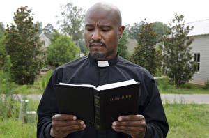 Photo Men The Walking Dead TV Negroid Books Reading Father, Seth Gilliam Movies