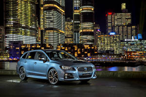 Sfondi desktop Subaru Celeste colore 2016 Levorg GT-S Auto
