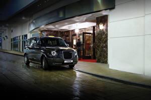Sfondi desktop Taxi - Auto Metallico 2017 London Taxi Company TX5 Auto
