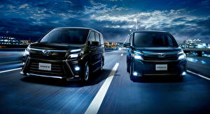 Image Toyota Two Driving 2017 Voxy auto