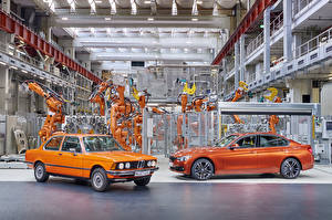 Pictures BMW Orange Two Metallic Factory 1975-2017 3 Series automobile