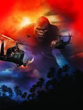 Fotos Kong: Skull Island Affe Hubschrauber Film