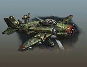 Images Technics Fantasy Airplane