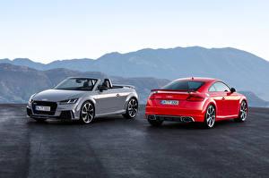 Pictures Audi 2 Metallic Roadster 2016 TT RS Roadster automobile