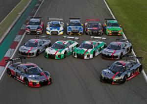 Image Audi Many Tuning automobile