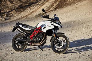 Hintergrundbilder BMW - Motorrad Seitlich 2016 F 700 GS Rallye Motorrad