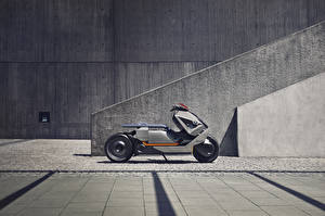 Bilder BMW - Motorrad Seitlich 2017 Motorrad Concept