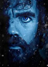 Bilder Game of Thrones Peter Dinklage Großansicht Mann Augen Gesicht Bärte Nase Film Prominente