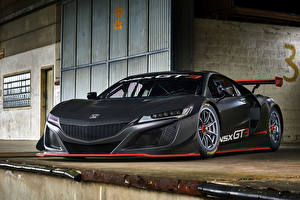 Fotos Honda 2017 NSX GT3