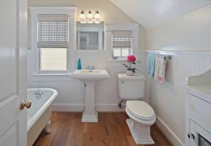 Fotos Innenarchitektur Design WC Lampe Fenster